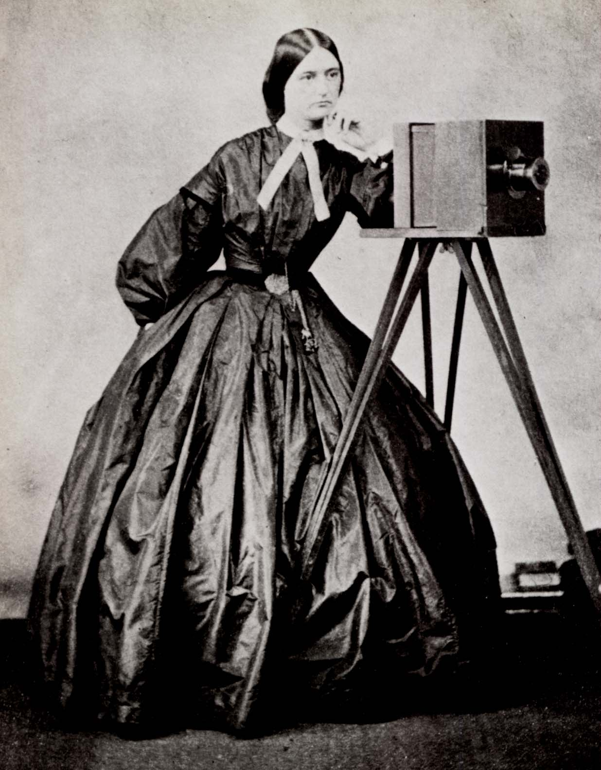 photographers history 1849 civil war 1870 lady photographer female 1918 photograph photographs jocelyn photohistory sussex american cameras 19th clothing frances